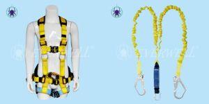 Safety Belt with Waist Belt and EVA Block (EW0116H) -Set1