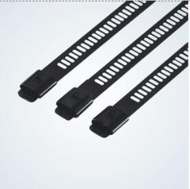 Single Barb Lock Type Uncoated Stainless Steel Cable Ties pictures & photos