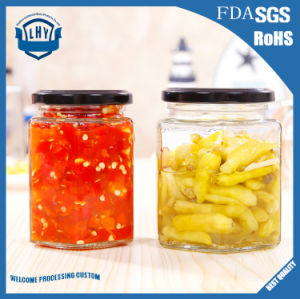 Honey, Jam, Bird′s Nest High-Grade Lead-Free Glass Jar pictures & photos