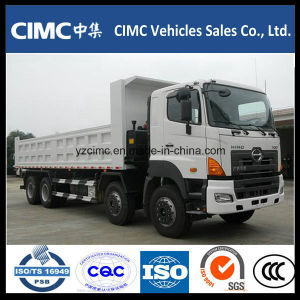 Hino Heavy Duty 50 Ton 8X4 Dump Truck pictures & photos