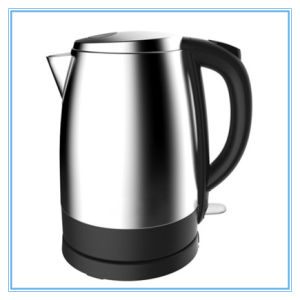 360 Degree Rotational Base, Cordless, Large Capacity Ss Stainless Steel Electric Kettle pictures & photos