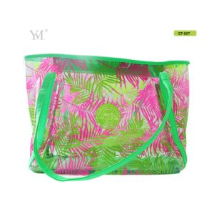 New Product Wholesale Promotional Tote PVC Beach Bag pictures & photos