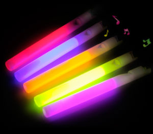 Hot Sale Glow Sticks Funny Whistle pictures & photos
