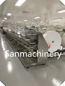 China-Made High Quality Baby Wipes Machine pictures & photos