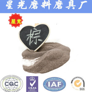 Brown Fused Aluminum Oxide Powder pictures & photos