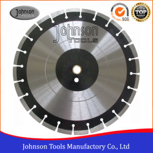 350mm Laser Welded Diamond Saw Blade for Asphalt Cutting pictures & photos