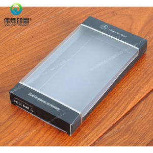 Customized Printing Phone Accessory Plastic / PP / PVC Packaging Gift Box pictures & photos