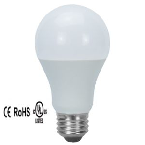 LED Light Bulb E27 9W Aluminum and Plastic Lamp Body pictures & photos
