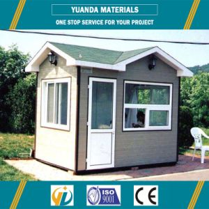 Luxury Light Steel Prefabricated Building pictures & photos