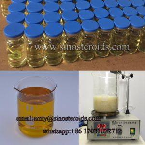 Muscle Gaining Injectable Finished Mixed Steroid Oil Tmt Blend 375 Mg/Ml pictures & photos