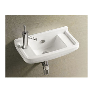 Modern Design Wall Hung Washbasin Sink pictures & photos