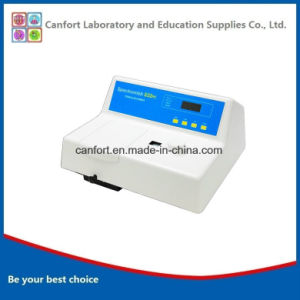 Lab Equipment Low Stray Light Visible Spectrophotometer S22PC pictures & photos