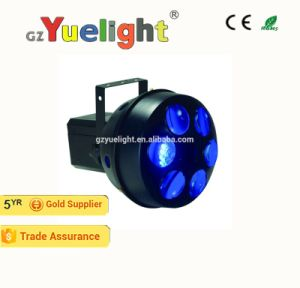 Yuelight 6PCS RGB Mashrooms Hole Lamp LED Stage Effect Light pictures & photos