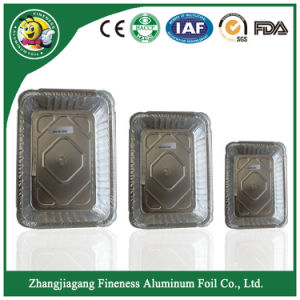 Disposable Takeaway Airline Aluminium Foil Container pictures & photos