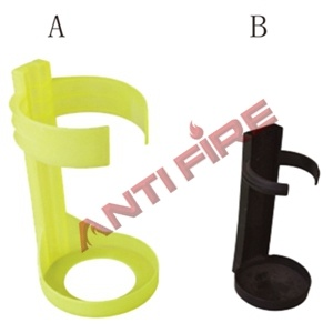 1-2kg Dry Powder Fire Extinguisher Bracket pictures & photos