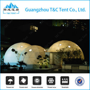 Dome Green Garden House with Glass and EPS Wall Tent pictures & photos
