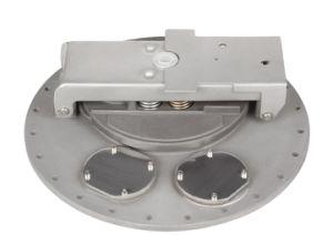 Aluminum Road Fuel Tanker Manhole Cover pictures & photos