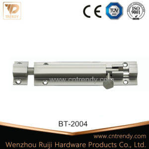 Good Quality Door Entry Hardware Brass Lock Bolt (BT-2004) pictures & photos