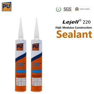 High Modulus Construction Sealant for Joint Lejell220 PU Sealant pictures & photos