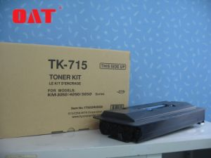 Copier Toner New Compatible Kyocera Tk715 for Use in Km3050/4050/5050 with Good Quality and Competitive Price pictures & photos