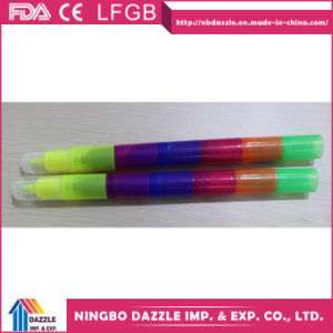 Wholesale Promotion Gift Paper Six Color Marker Pen pictures & photos