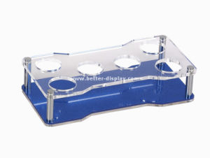 Customplastic Clear Acrylic Ring Holder pictures & photos