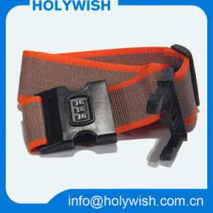Travel Luggage Belt with Logo and Tsa Digital Lock pictures & photos