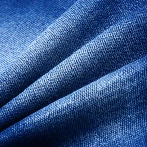 Viscose Cotton Polyester Spandex Denim Fabric for Jeans and Jacket pictures & photos