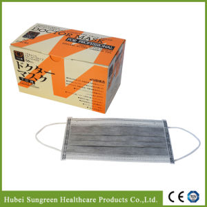 Activated Carbon Non-Woven Face Mask pictures & photos