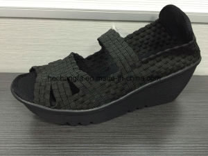 Woven Shoes pictures & photos