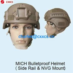 (MICH) Reliable Bulletproof, Ballistic Helmet (NIJ IIIA) pictures & photos