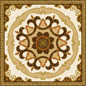Flower Pattern Carpet Tile Polished Crystal Ceramic Floor Tile 1200X1200mm (BMP40) pictures & photos