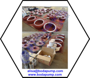 Casting High Chrome Alloy Slurry Pump Spare Parts pictures & photos