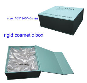 Customize Luxury Cosmetic Packing Box with EVA Insert/ Oil Box pictures & photos