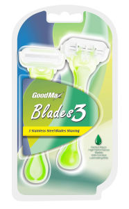 Similar with Venus, 3 Blade Disposable Razor pictures & photos