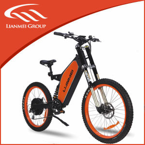 Hot Cheap 1000W-3000W Downhill Electric Bike Lmtdf-33L pictures & photos