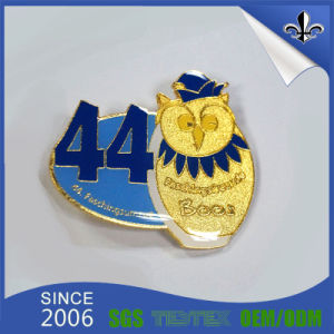 High Quality Souvenir Custom Pin Enamel Metal Badge pictures & photos