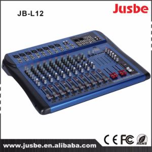 Jb-L12 Sound System Mixer CDJ 12 Channel Professional Price pictures & photos