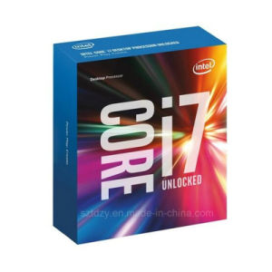 Desktop CPU Intel Core I7 6700k Processor pictures & photos