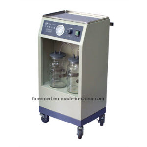 Trolley Gynecology Suction Pump pictures & photos