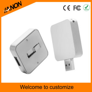 Square USB Flash Memory Metal USB Pendrive pictures & photos