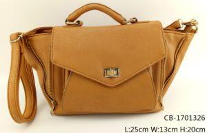 New Fashion Women PU Handbag (CB-1701327) pictures & photos