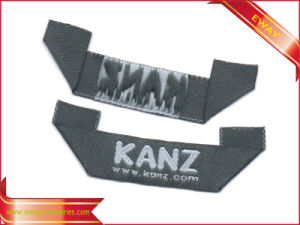 Fabric Woven Label Garment Brand Main Label pictures & photos