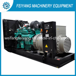 Open Type 60Hz Diesel Generator 710kVA 715kVA 735kVA pictures & photos