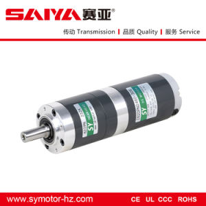 62mm 60W DC Motor with Planetary Gearbox pictures & photos