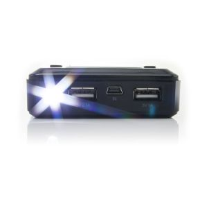10400mAh Mobile Portable Power Bank with LED Screen pictures & photos