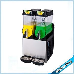 Separate Control for Each Tank Slush Machine Slush Freezer pictures & photos