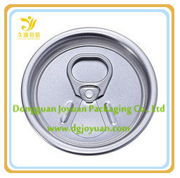 Aluminum Easy Open End Beverage Lid for Beverage 202# pictures & photos