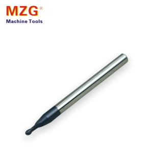Micro Diameter Carbide Ball-Head End Mill for Deep Groove pictures & photos