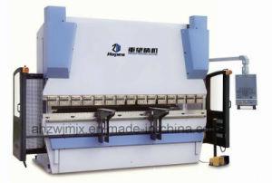 We67k 1000t/8000 Dual Servo Electro-Hydraulic CNC Press Brake